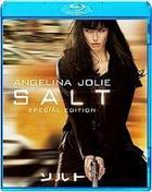 Salt (2010) (Blu-ray) (Reduced Price Edition) (Japan Version)