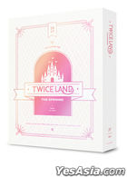 Twice - 'Twiceland' The Opening Concert (DVD) (3-Disc) (Korea Version)