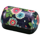 Hakoya Nunobari Onigiri Lunch Box Purple