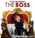 The Boss (2016) (DVD) (Hong Kong Version)