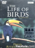 The Life Of Birds (1998) (DVD) (Complete Series) (BBC TV Program) (Hong Kong Version)