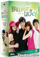 Brilliant Legacy (DVD) (9-Disc) (End) (English Subtitled) (SBS TV Drama) (US Version)