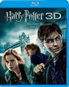 Harry Potter and the Deathly Hallows Part 1 (Blu-ray) (3D&2D Blu-ray Set) (Japan Version)