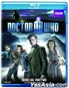 Doctor Who (Blu-ray) (Series Six: Part Two) (BBC TV Drama) (US Version)