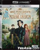 Miss Peregrine's Home for Peculiar Children (2016) (4K Ultra HD + Blu-ray) (Hong Kong Version)