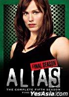 Alias (Fifth Season) (Final Season) (Hong Kong Version)