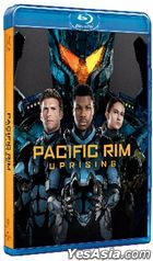 Pacific Rim Uprising (2018) (Blu-ray) (Hong Kong Version)