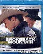 Brokeback Mountain (2005) (Blu-ray) (US Version)
