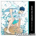 Haikyu!! To The Top : Hajime Iwaizumi Cushion Cover