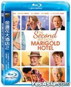 The Second Best Exotic Marigold Hotel (2015) (Blu-ray) (Taiwan Version)