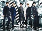 FIVE [TYPE A] (ALBUM +BLU-RAY) (初回限定版)(日本版)
