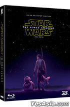 Star Wars: The Force Awakens (2D + 3D Blu-ray) (Collector's Edition) (Normal Edition) (Korea Version)