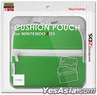 2DS Cushion Pouch (绿色) (日本版)