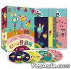 Olobob Top (DVD) (Ep. 1-52) (End) (Taiwan Version)