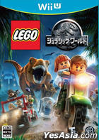 LEGO Jurassic World (Wii U) (Japan Version)