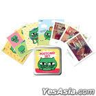 2PM : Ok Taec Yeon Cat Character - Postcard Set