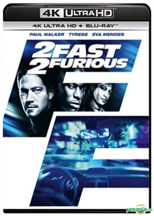 Yesasia 2 Fast 2 Furious 2003 4k Ultra Hd Blu Ray Hong Kong Version Blu Ray Paul Walker Eva Mendes Intercontinental Video Hk Western World Movies Videos Free Shipping