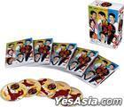 热血青春 (DVD) (第一辑) (台湾版)