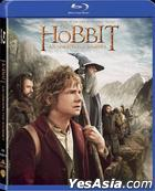 The Hobbit: An Unexpected Journey (2012) (Blu-ray) (Hong Kong Version)