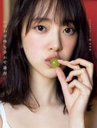 Hori Miona 2nd Photobook 'Itsuka no Machiawase Basho'