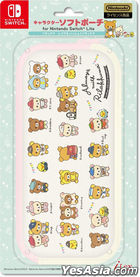 Nintendo Switch Lite Character Soft Pouch Rilakkuma (Always Together) (Japan Version)