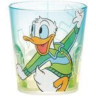 唐老鴨 透明塑膠杯