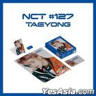 NCT 127 - Puzzle Package (Tae Yong Version) (Limited Edition)