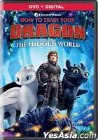 How to Train Your Dragon: The Hidden World (2019) (DVD + Digital) (US Version)