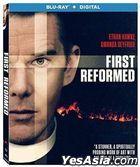 First Reformed (2017) (Blu-ray + Digital) (US Version)