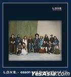 L.O.V.E. (Taiwan Preorder Version)