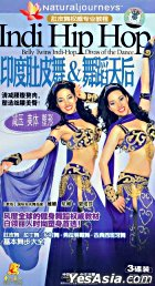 Belly Twins Indi-Hop Divas Of The Dance (DVD) (China Version)