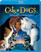Cats & Dogs (Blu-ray) (Japan Version)