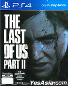 The Last of Us Part II (Asian Chinese / English Version)