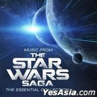 Music From The Star Wars Saga - The Essential Collection (Korea Version)