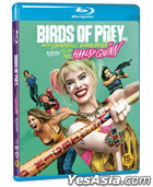 Birds of Prey (and the Fantabulous Emancipation of One Harley Quinn) (Blu-ray) (Korea Version)