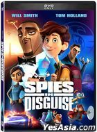 Spies in Disguise (2019) (DVD) (US Version)