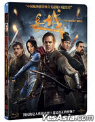 The Great Wall (2016) (Blu-ray) (Taiwan Version)