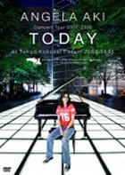 Angela Aki Concert Tour 2007-2008 'Today' [Blu-ray Disc] (Japan Version)