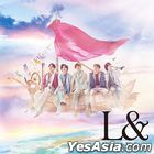 L& [Type B] (ALBUM + DVD) (First Press Limited Edition) (Taiwan Version)