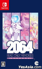 2064: Read Only Memories INTEGRAL (Japan Version)