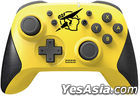 Wireless Hori Pad for Nintendo Switch Pikachu - COOL (Japan Version)