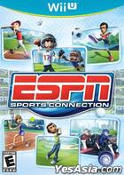 ESPN Sports Connection (Wii U) (US Version)