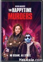 The Happytime Murders (2018) (DVD) (US Version)