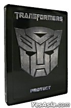 Transformers (2007) (DVD) (Steelbook Edition) (Hong Kong Version)