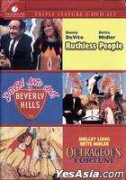 Ruthless People (1986) / Down and Out in Beverly Hills (1986) / Outrageous Fortune (1987) (DVD) (US Version)