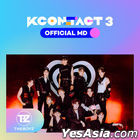 The Boyz KCON:TACT 3 Official MD - Voice Keyring