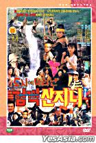 A Swordman Sanjini (DVD) (Korea Version)