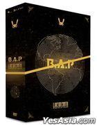 B.A.P - 1st Tour B.A.P Live on Earth Pacific Tour (3DVD + Photobook) (Korea Version)