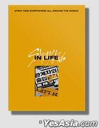 Stray Kids Vol. 1 Repackage - IN LIFE (Standard Edition) (B Version) + First Press Random Mini Photobook + Random Poster in Tube
