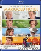 The Best Exotic Marigold Hotel (2011) (Blu-ray) (Hong Kong Version)